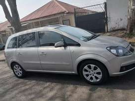 OPEL ZAFIRA SEVEN SEATER IN EXCELLENT CONDITION