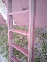Лестница металлическая (новая)