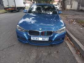 BMW SEDAN mSPORT WITH AN ENGINE CAPACITY OF 320D