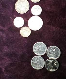 Mandela coins that are collectable 1994 Presidential inauguration