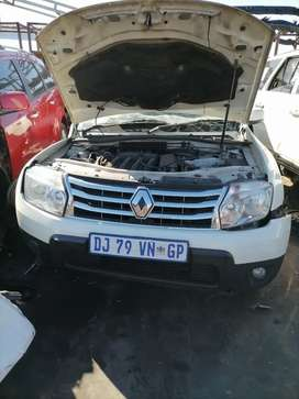 Renault Duster stripping for spares