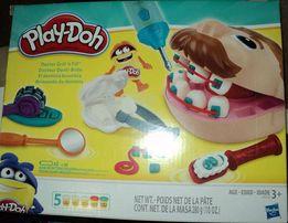 Мистер Зубастик Play-Doh обновленный. Оригинал