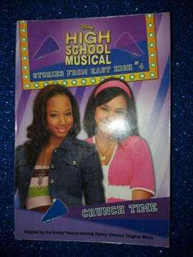 High School Musical - Stories From East High #4 - Crunch Time