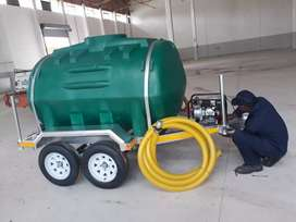 Water tank trailer, honey sucker, fuel and chemical  trailer