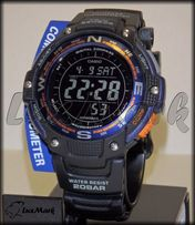 Часы Casio SGW-100-2B ▷ Компас, термометр