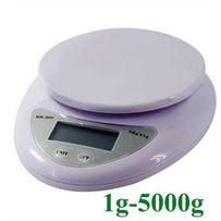 Цифровые кухонные весы 1 г - 5 кг