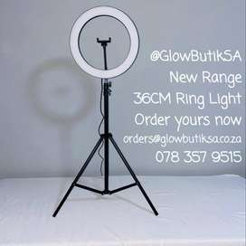 36CM Ring Light with 2M Stand