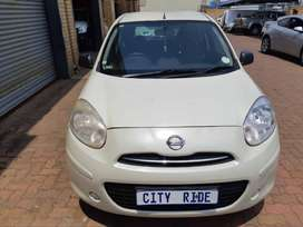 Nissan Micra Year Model: 2015 Engine: 1.2ltr  Mileage:87000km