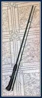 Uniwersalne Wędka Spinningowa Dwuczęściową - 167 cm (dla dzieci)