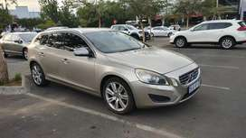 Volvo V60 Geartronic D5 Elite 2012 Automatic FSH Spare Keys for sale
