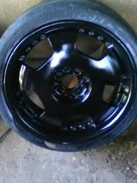Image of 17 inch multi pcd rims to swap for smaller rims