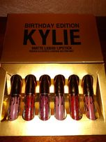 Помады Kylie Birthday Edition
