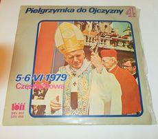 Jan Paweł II Pielgrzymka Do Ojczyzny 4 (2 x LP)