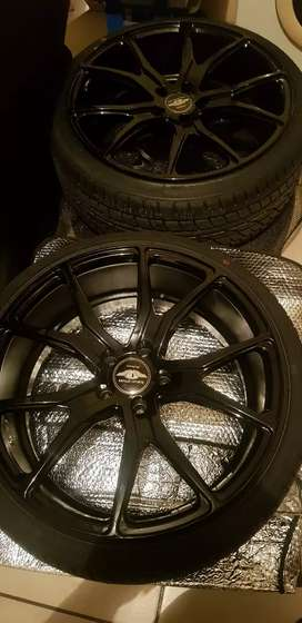 Mag wheels only 5x112 19inch