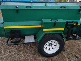 Off road camping trailer strong trailer license valid
