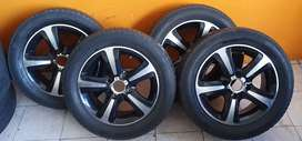 14 inch Mags and Tyres for sale
