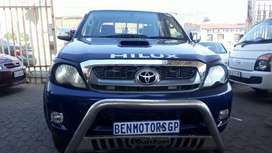 Toyota Hilux 2005 Model Engine3.0D4D,4x4,Manual,96000km
