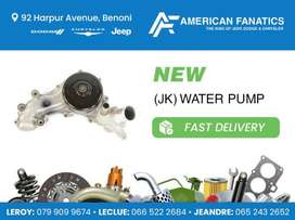 We sell new & used JK Water Pump  for Jeep - Dodge - Chrysler