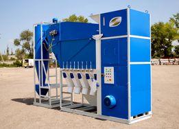 Cепаратор САД-30Ц для очистки зерна, от производителя АЭРОМЕХ