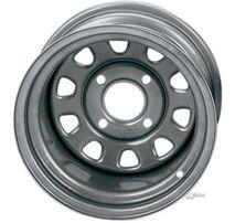 Американские стальные диски на квадроцикл ITP Steel Delta Silver