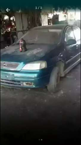 Opel astra classic 1.8 stripping