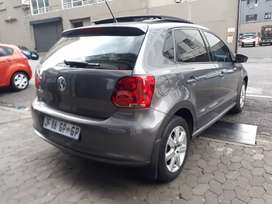 Volkswagen polo 6 1.6 R 130.000 Negotiable