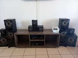 Sony 6 channel home theatre system