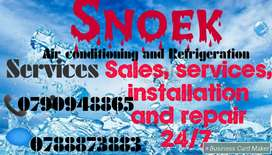 Snoek Air conditioning and Refrigeration