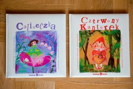 Kolekcja Dziecka - książki do słuchania Kapturek Calineczka