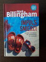 """Impuls śmierci"" Mark Billingham"