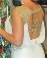 Прокат вечернего( свадебного) платья500