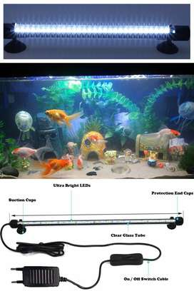 LED Submersible Tube Light for Aquariums, Fish Tanks etc Brand New