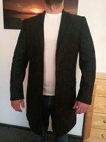 Płaszcz męski czarny Marks & Spencer