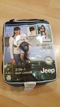 Jeep Baby Carrier for sale  South Africa