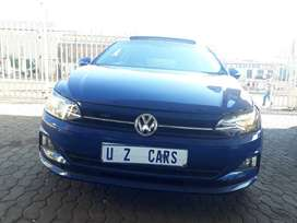 pre-owned 2018 VW Polo 1.0 TSi Comfortline