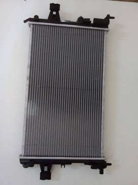 Opel astra f radiator & spare parts