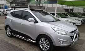 2012 hyundai ix35 sunroof on sale
