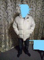 Зимняя куртка мужская - пуховик Converse All Star б\у