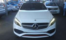 2017 Mercedes Benz A-250 Engine Capacity M-Sport with Automatic Transm