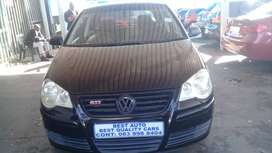 2009 VW Polo 1.4 Engine Capacity with Manuel Transmission,