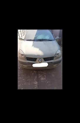 Renault Clio for stripping