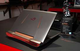 Gaming Laptop - Asus ROG G752VY FOR SALE - Price is Negotiable