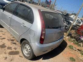 Tata indica 2013 model code 2 ready for stripping @ sheera auto spares