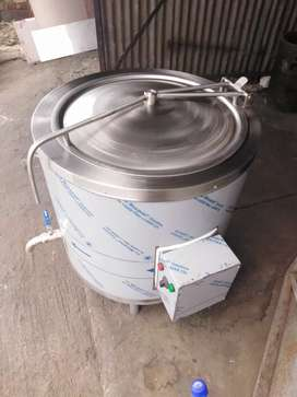 Oil jacketed pot for sale