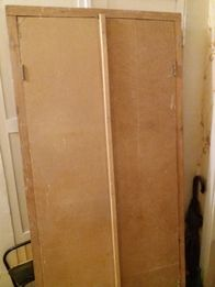 Дверцы двп для кладовки