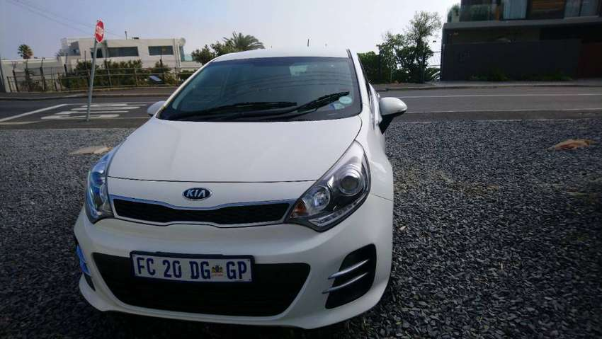 My beautiful Kia Rio 1.4 tec