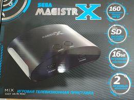 Игровая приставка Magistr X+160игр в памяти