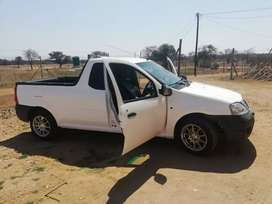NISSAN NP200 ACCIDENT FREE