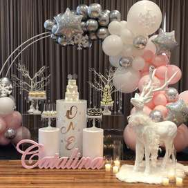 Samirah's Fiestas- Events, Party Decor