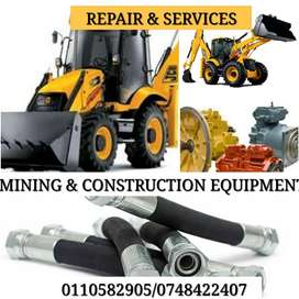 MINING,CONSTRUCTION AND EARTHMOVING MACHINERY REPAIRS